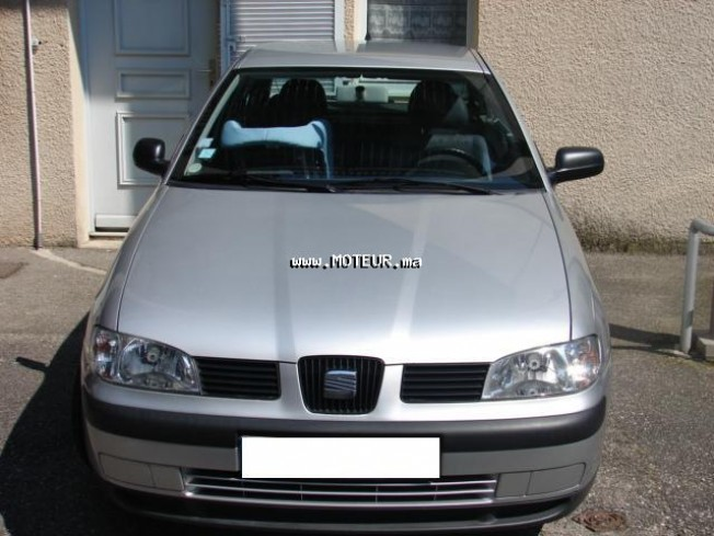 Seat cordoba 1 4 2000 essence 14361 occasion rabat maroc for Interieur seat cordoba 2000