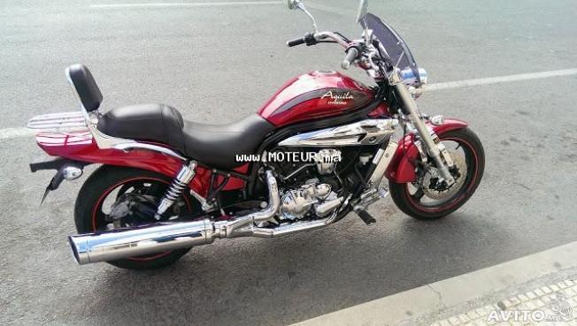 Moto au Maroc HYOSUNG Gv 650 aquila - 129741
