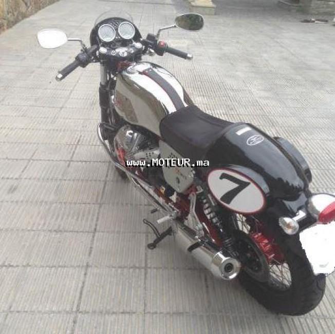 Moto au Maroc MOTO-GUZZI V7 750 special Cafe racer ed edition - 130521