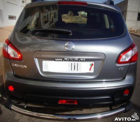 nissan qashqai dci 1 6 2012 diesel 53689 occasion casablanca maroc. Black Bedroom Furniture Sets. Home Design Ideas