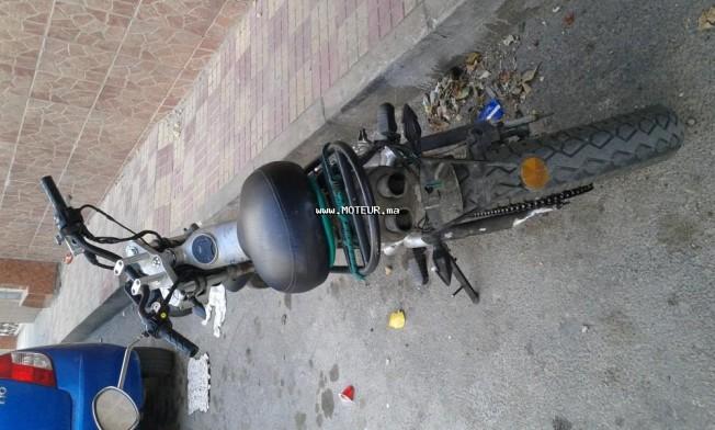 Moto au Maroc SACHS Madass 50 49 - 133546