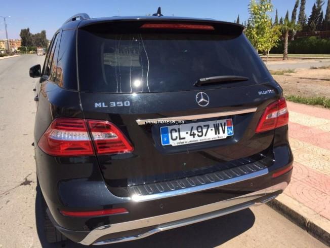 سيارة في المغرب MERCEDES Classe ml 350 cdi - 91819