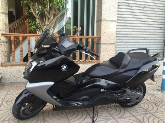 Moto au Maroc BMW C 650 gt - 133844