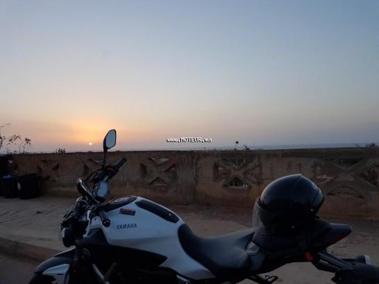 Moto au Maroc YAMAHA Mt Mt-07 - 133665