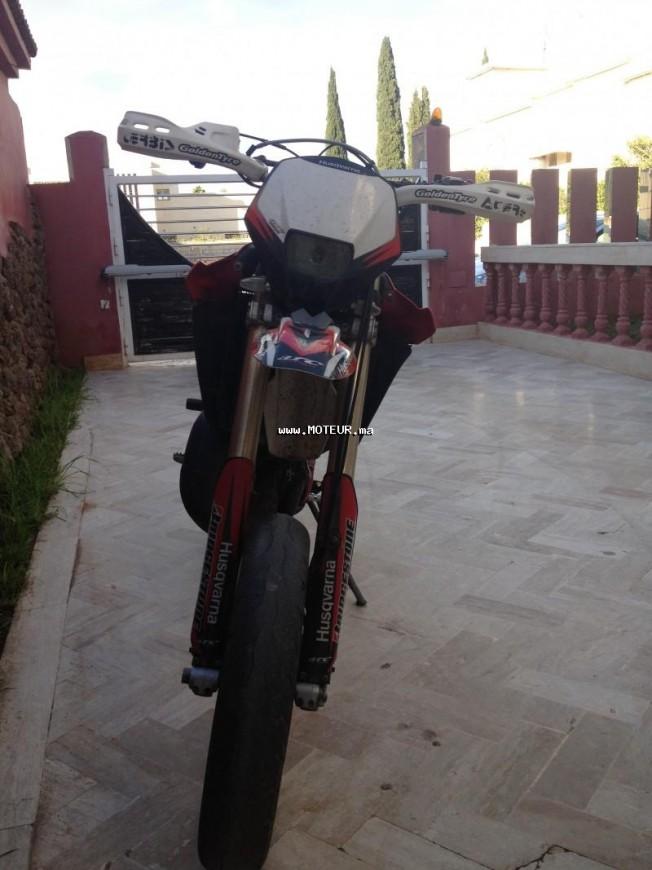 Moto au Maroc HUSQVARNA Wr 125 - 128371