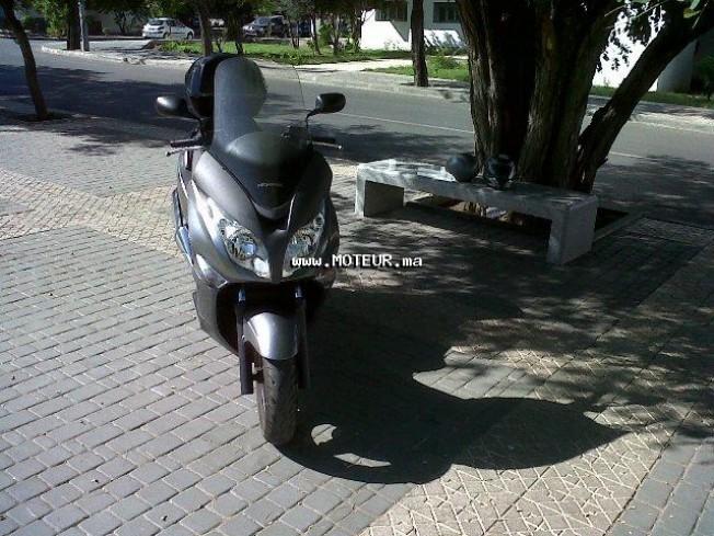 دراجة نارية في المغرب هوندا سو-ت400 - 124694