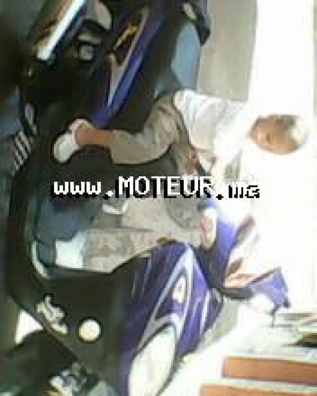 دراجة نارية في المغرب جينلون جل 125ت-12 إسكووتير - 129629
