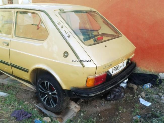 Voiture au Maroc FIAT 127 - 98396