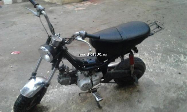 Moto au Maroc YAMAHA Chappy 1.3 - 130009