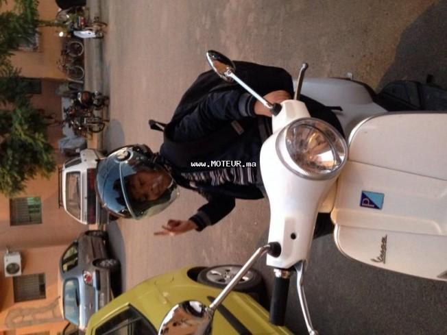 Moto au Maroc VESPA Lx 50 - 130122