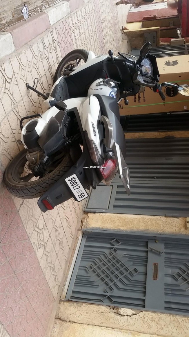 Moto au Maroc BENELLI 125 se 125 - 133879
