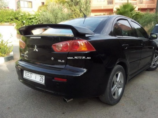 mitsubishi lancer ex gls 2 0 2008 essence 34338 occasion marrakech maroc. Black Bedroom Furniture Sets. Home Design Ideas