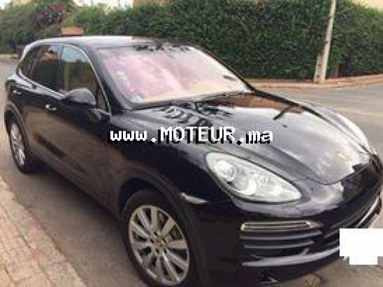 porsche cayenne 2011 essence 110952 occasion meknes maroc. Black Bedroom Furniture Sets. Home Design Ideas