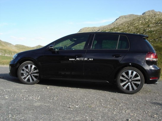 volkswagen golf 6 golf gtd 2012 diesel 34314 occasion rabat maroc. Black Bedroom Furniture Sets. Home Design Ideas