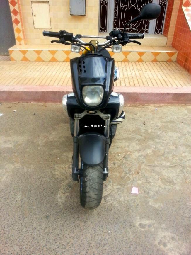 دراجة نارية في المغرب مبك ستونت 50 - 132902