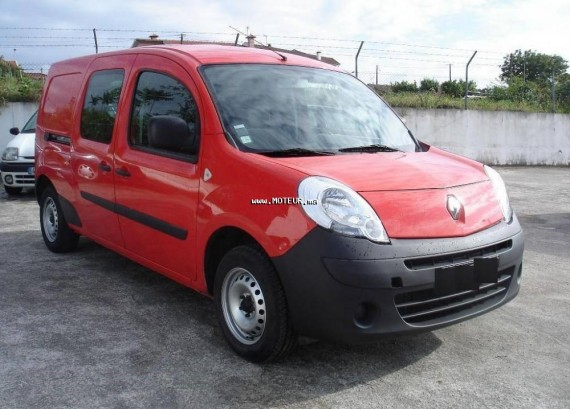 renault kangoo maxi 2013 diesel 70202 occasion fes maroc. Black Bedroom Furniture Sets. Home Design Ideas