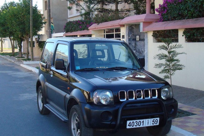 suzuki jimny 2000 essence 16029 occasion kenitra maroc. Black Bedroom Furniture Sets. Home Design Ideas