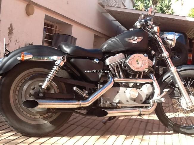 دراجة نارية في المغرب HARLEY-DAVIDSON Sportster 883 custom 883 - 133957