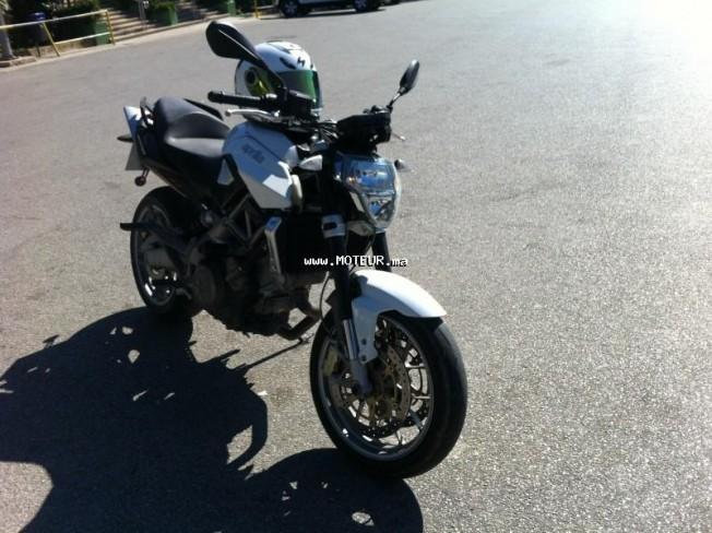 Moto au Maroc APRILIA Shiver 750 - 126698