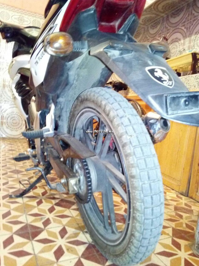 دراجة نارية في المغرب فانتيك اوتري 125 - 134049