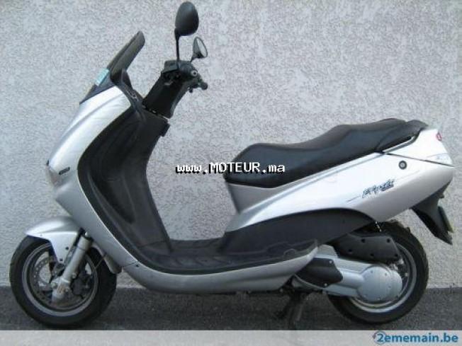 Moto au Maroc PEUGEOT Elyseo 50 - 126513