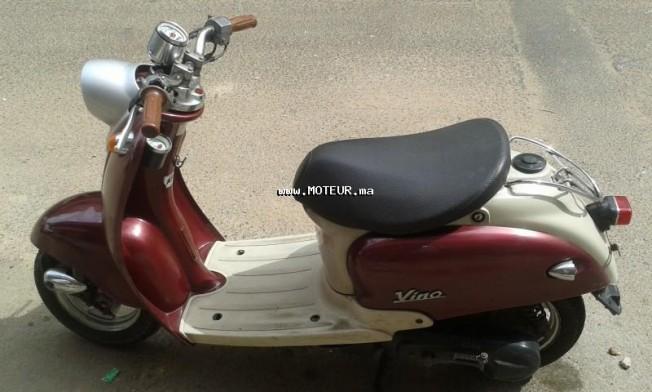 Moto au Maroc YAMAHA Vino 50 - 130906