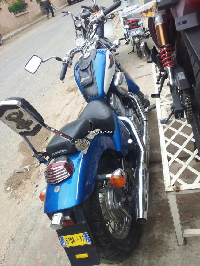 Moto au Maroc HONDA Shadow R 600 - 133628