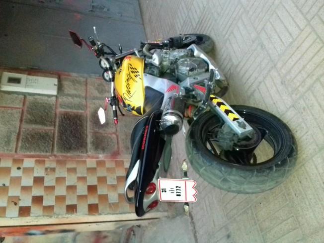 Moto au Maroc HONDA Hornet 600cm - 133976
