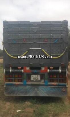شاحنة في المغرب ميتسوبيتشي فك - 123129