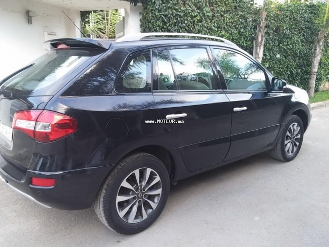 renault koleos 2hdi 2011 diesel 71292 occasion casablanca maroc. Black Bedroom Furniture Sets. Home Design Ideas