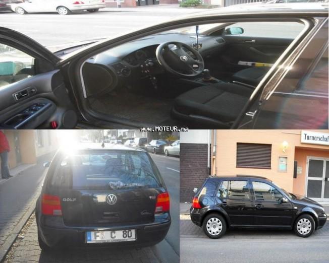 volkswagen golf 4 1 9 tdi 2002 diesel 12406 occasion khemisset maroc. Black Bedroom Furniture Sets. Home Design Ideas