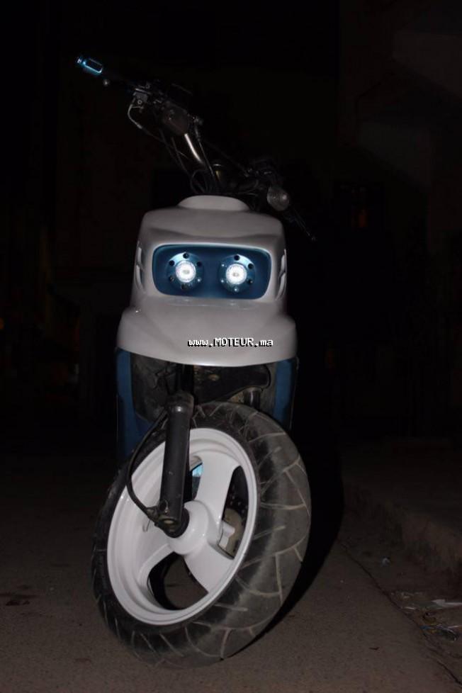 Moto au Maroc YAMAHA Booster Spirit bcd - 132734
