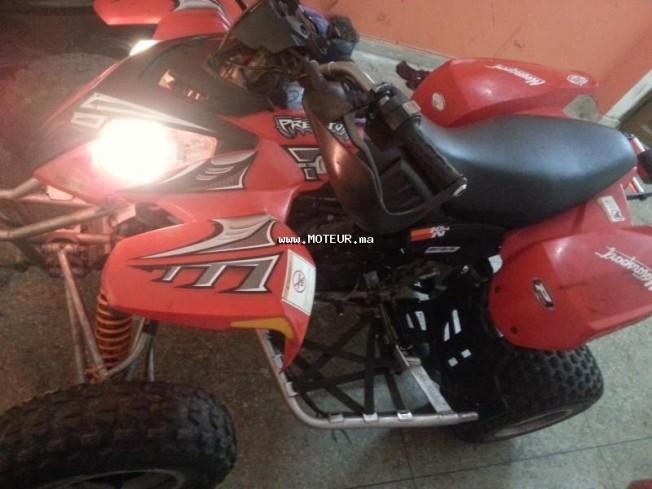 Moto au Maroc POLARIS Outlaw 500/525 Predator 500 s - 131044