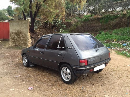 peugeot 205 gti 1998 essence 85178 occasion meknes maroc. Black Bedroom Furniture Sets. Home Design Ideas