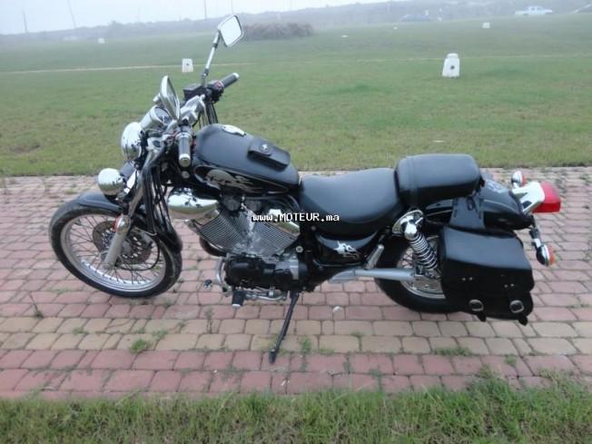 Moto au Maroc YAMAHA Virago 535 - 127802
