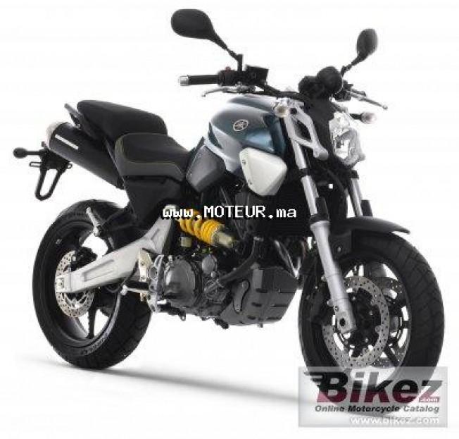 دراجة نارية في المغرب ياماها مت-03 660 - 127336