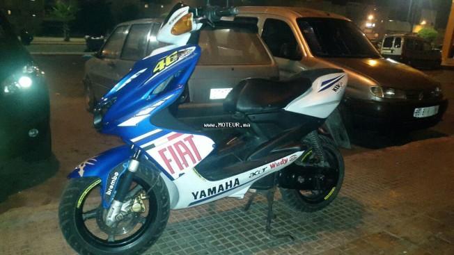 Moto au Maroc YAMAHA Aerox 49 - 133998