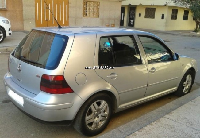 volkswagen golf 4 tdi 130 2002 diesel 61783 occasion oujda maroc. Black Bedroom Furniture Sets. Home Design Ideas