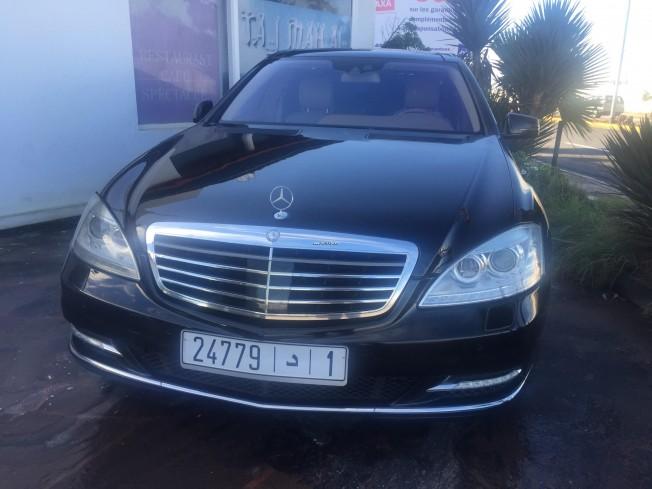 Voiture au Maroc MERCEDES Classe s 350 limousine - 120470