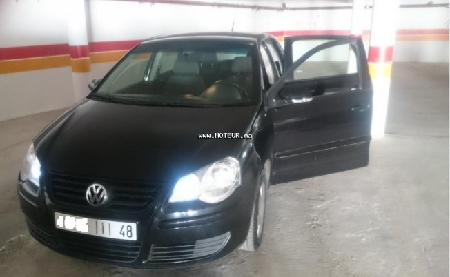 volkswagen polo 1 4 tdi 2010 diesel 87559 occasion rabat maroc. Black Bedroom Furniture Sets. Home Design Ideas