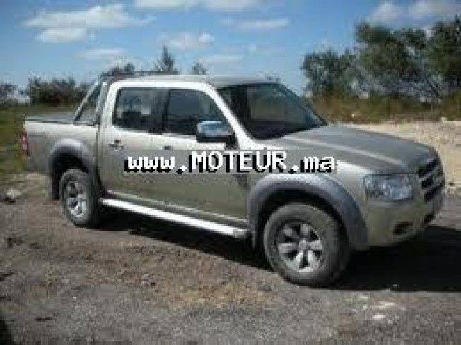 ford ranger xlt ed double cabine 2007 diesel 41236 occasion tetouan maroc. Black Bedroom Furniture Sets. Home Design Ideas