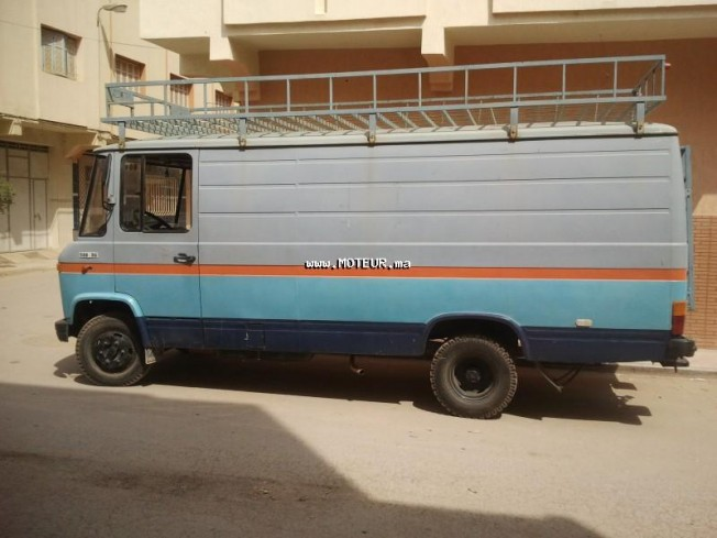 mercedes 508 508 1982 diesel 36781 occasion nador maroc. Black Bedroom Furniture Sets. Home Design Ideas
