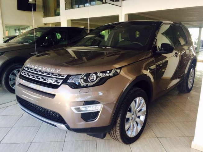 Voiture au Maroc LAND-ROVER Discovery 3 luxury - 95767