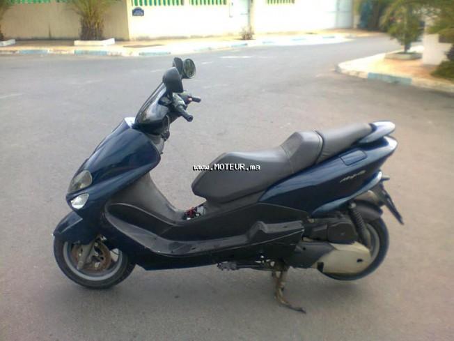 Moto au Maroc YAMAHA Majesty 125 - 127340