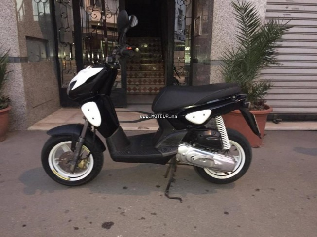 Moto au Maroc MBK Stunt - 133396