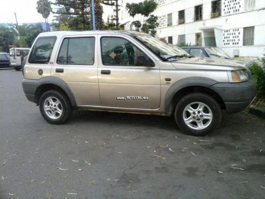 LAND-ROVER Freelander 1999 essence 71348 occasion à