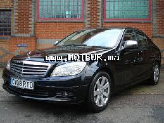 mercedes benz c 200 cdi dpf mo 2007 24745. Black Bedroom Furniture Sets. Home Design Ideas