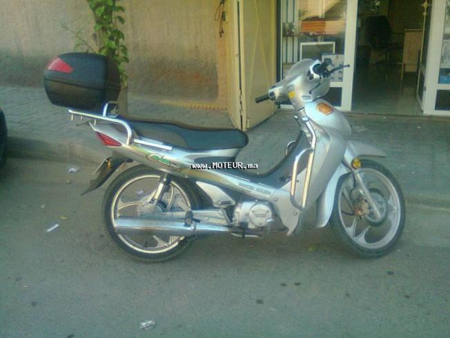 Moto au Maroc DOCKER Jialling 110 - 124905