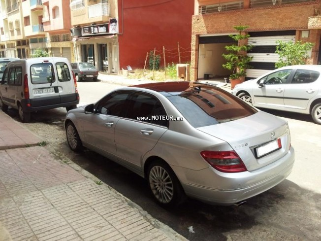 mercedes classe c c 220 cdi 2008 diesel 32450 occasion casablanca maroc. Black Bedroom Furniture Sets. Home Design Ideas