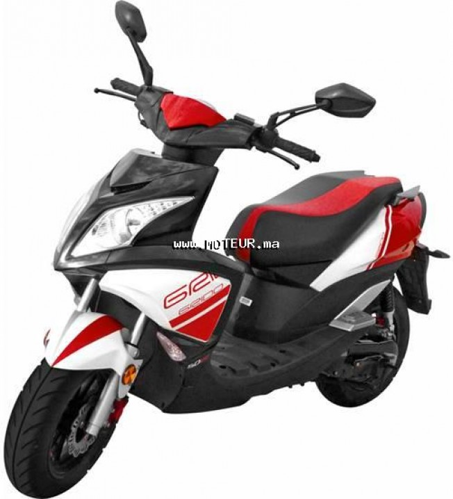 Moto au Maroc BUZZ Bxm - 133217